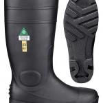 PVC Boots Steel toe