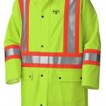 Fire Resistant Rain Coat