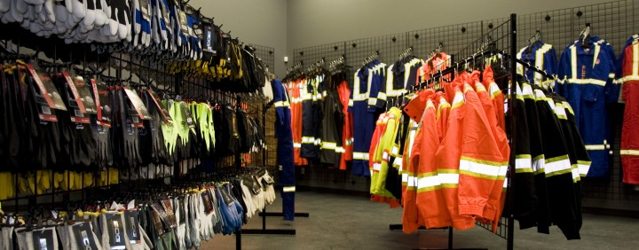 Safety Supplies Edmonton