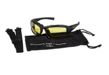 Shielded Safety Glasses