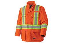 Fire Resistant Multi-Layer Safety Wear