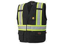 Fire Resistant Safety Vests