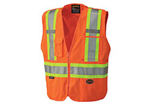 Hi-Viz CSA Safety Vests