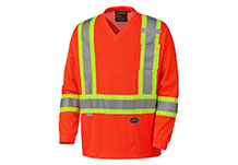 Hi-Viz CSA Long-Sleeved Shirts