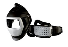 Powered & Supplied Air Respirators