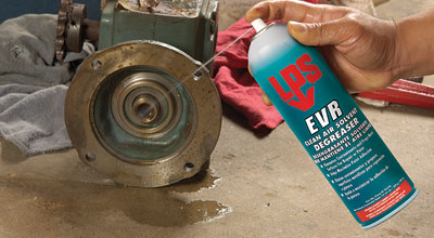 LPS EVR™Clean Air Solvent Degreaser - Rees DistributorsRees