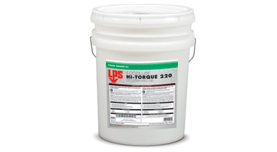 LPS FOODLUBE Hi-Torque Synthetic ISO VG 220/460 Gear Oil