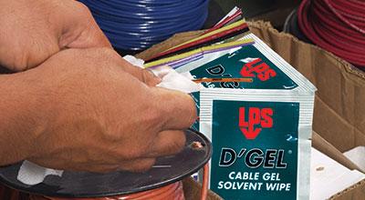 LPS D'Gel®Cable Gel Solvent - Rees DistributorsRees Distributors